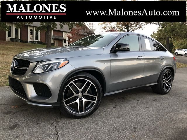 Mercedes Gle 450 Amg >> 2016 Used Mercedes Benz 4matic 4dr Gle 450 Amg Coupe At Malone S Automotive Serving Marietta Ga Iid 19520132