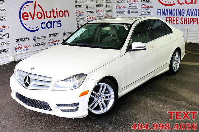 2012 Used Mercedes Benz C Class 4dr Sedan C 300 Sport 4matic At Evolution Cars Serving Conyers Ga Iid 18686501