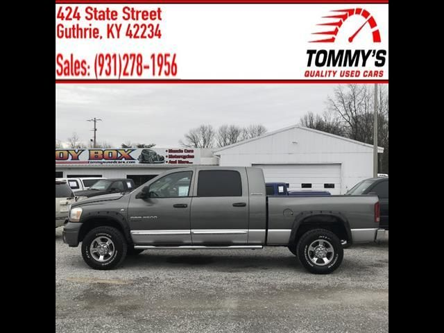 2006 Used Dodge Ram 3500 At Tommy S Quality Used Cars Serving Guthrie Ky Iid 18688938