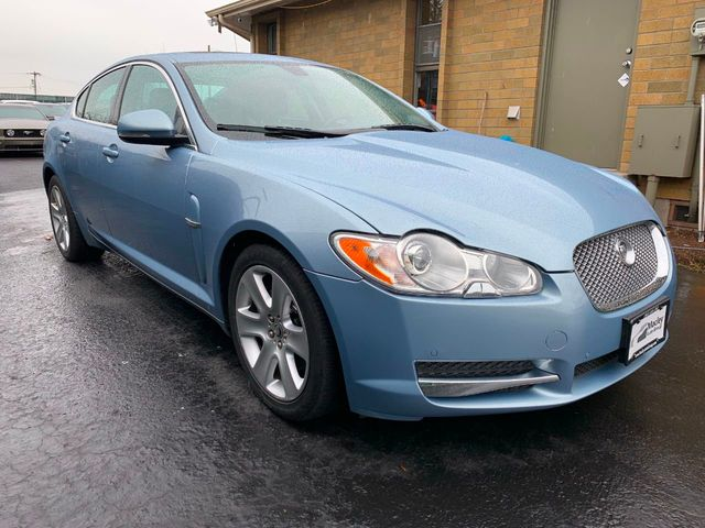 Used Jaguar Xf >> 2010 Used Jaguar Xf 4dr Sedan Luxury At Macley Auto Group Serving