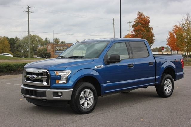 2017 Used Ford F 150 Xlt 4wd Supercrew 55 Box At Auto Max Mount Juliet Serving Mt Juliet And Murfreesboro Tn Iid 18266573