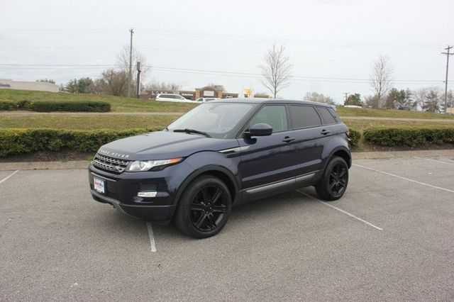 Range Rover Used >> 2015 Used Land Rover Range Rover Evoque 5dr Hatchback Pure Plus At Auto World Serving Mount Juliet Tn Iid 18879915