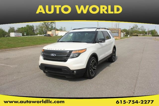 2015 Used Ford Explorer 4WD 4dr Sport at Auto Max Mount Juliet Serving Mt   Juliet and Murfreesboro, TN, IID 18833821