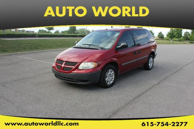 Used Dodge Caravan >> 2007 Used Dodge Caravan 4dr Wagon Se Ltd Avail At Auto Max Mount Juliet Serving Mt Juliet And Murfreesboro Tn Iid 18962431