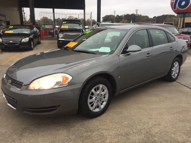 2008 Used Chevrolet Impala 4dr Sedan 3 5l Lt At Birmingham Auto Auction Of Hueytown Al Iid 18357576