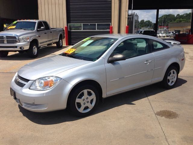2007 Used Chevrolet Cobalt 2dr Coupe LS at Birmingham Auto Auction of  Hueytown, AL, IID 19232750