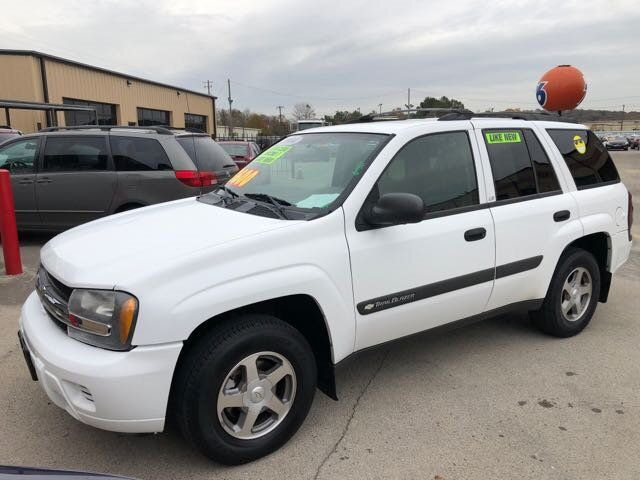 2004 Chevrolet Trailblazer >> 2004 Used Chevrolet Trailblazer 4dr 4wd Ls At Birmingham Auto Auction Of Hueytown Al Iid 19555340