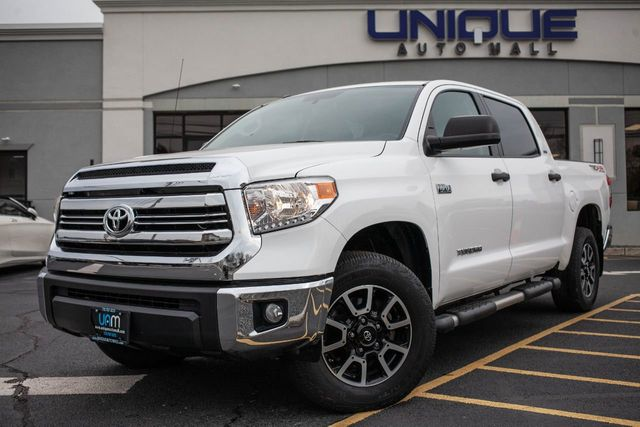 2016 Toyota Tundra Trd Pro >> 2016 Used Toyota Tundra Trd Pro Crewmax 5 7l V8 6 Speed Automatic At Unique Auto Mall Serving South Amboy Nj Iid 19523411