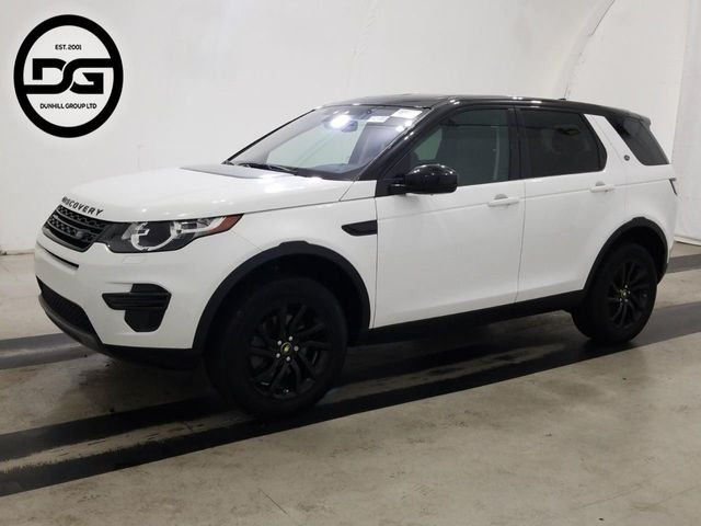 2017 Used Land Rover Discovery Sport Se At Auto Hub Serving North Brunswick Nj Iid 19434230