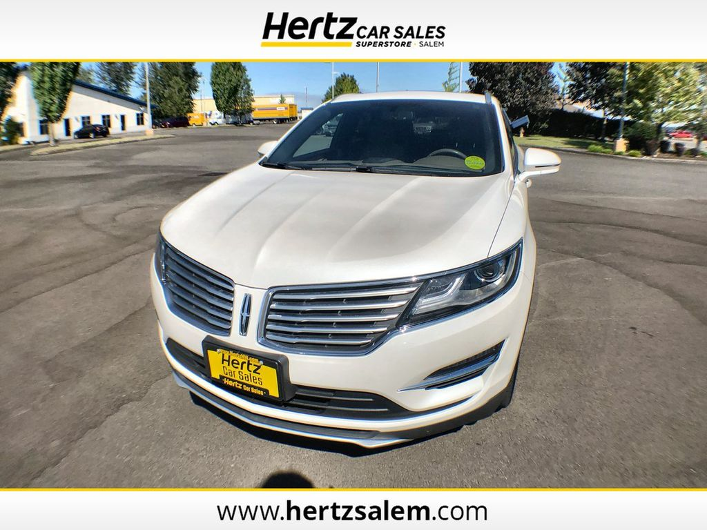 Hertz Auto Sales >> 2016 Used Lincoln Mkc Fwd 4dr Reserve At Hertz Car Sales Of