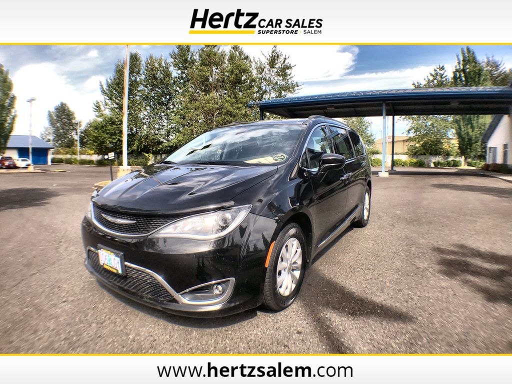 Used Chrysler Pacifica Salem Or