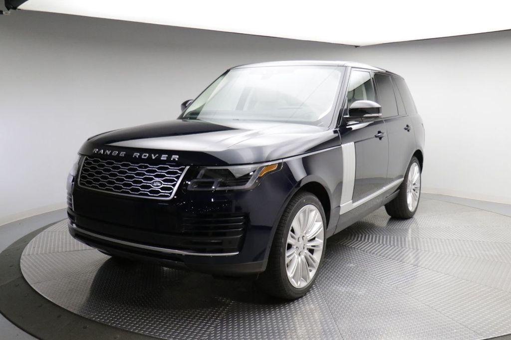 New 2020 Land Rover Range Rover P525 HSE SWB