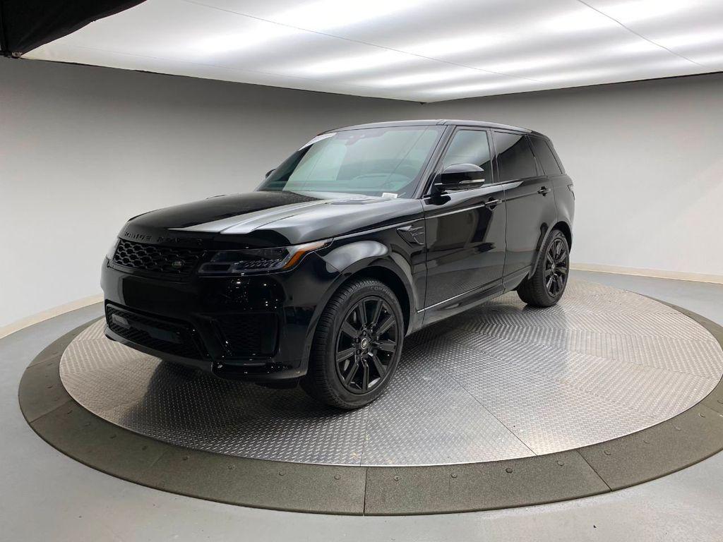 New 2020 Land Rover Range Rover Sport PHEV HSE