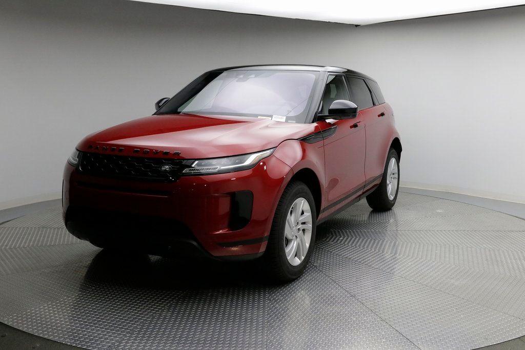 Pre-Owned 2020 Land Rover Range Rover Evoque P250 S