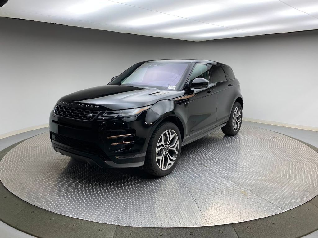 New 2020 Land Rover Range Rover Evoque P300 R-Dynamic SE