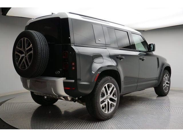New 2021 Land Rover Defender AWD SE Sport Utility in ...
