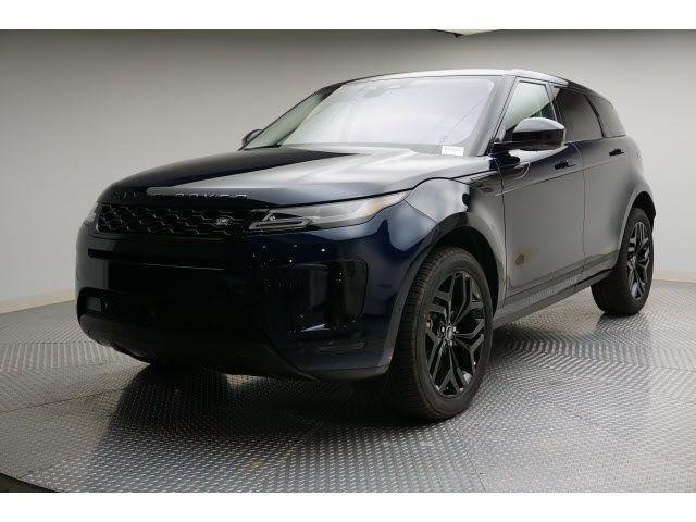 New 2021 Land Rover Range Rover Evoque SE AWD
