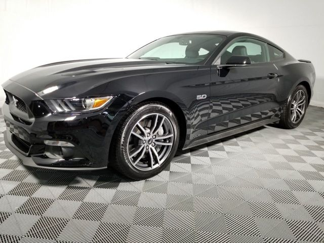 2017 Ford Mustang Gt Fastback 18326140 Video 1