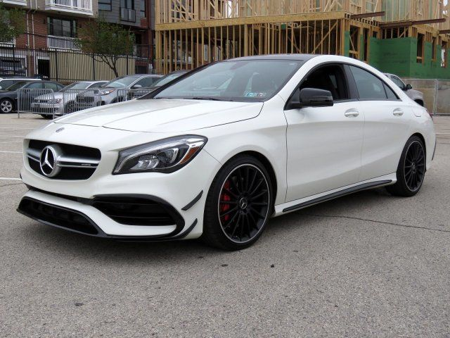 Verwonderend 2018 Used Mercedes-Benz AMG CLA 45 4MATIC Coupe at Allied ZS-91