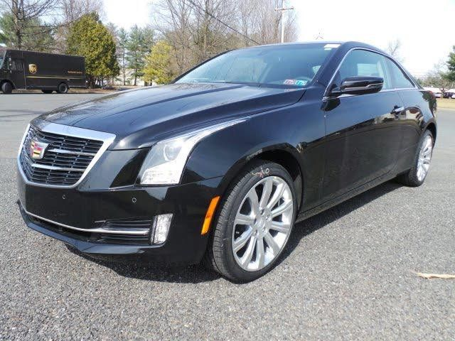 Cadillac Ats Coupe >> 2019 New Cadillac Ats Coupe 2dr Coupe 2 0l Luxury Awd At Allied