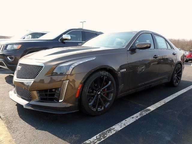 2019 New Cadillac Cts V Sedan 4dr Sedan At Allied Automotive Serving Usa Nj Iid 18862633