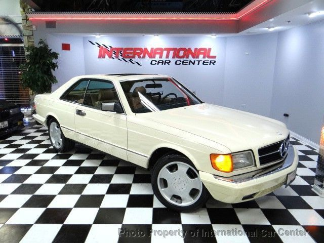 1984 Used Mercedes Benz 500 Sec At International Car Center Serving Lombard Il Iid 18811286