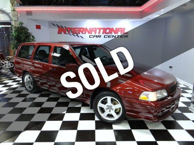 2000 Used Volvo V70 R Awd A Sr 5dr Wagon Awd R Turbo At