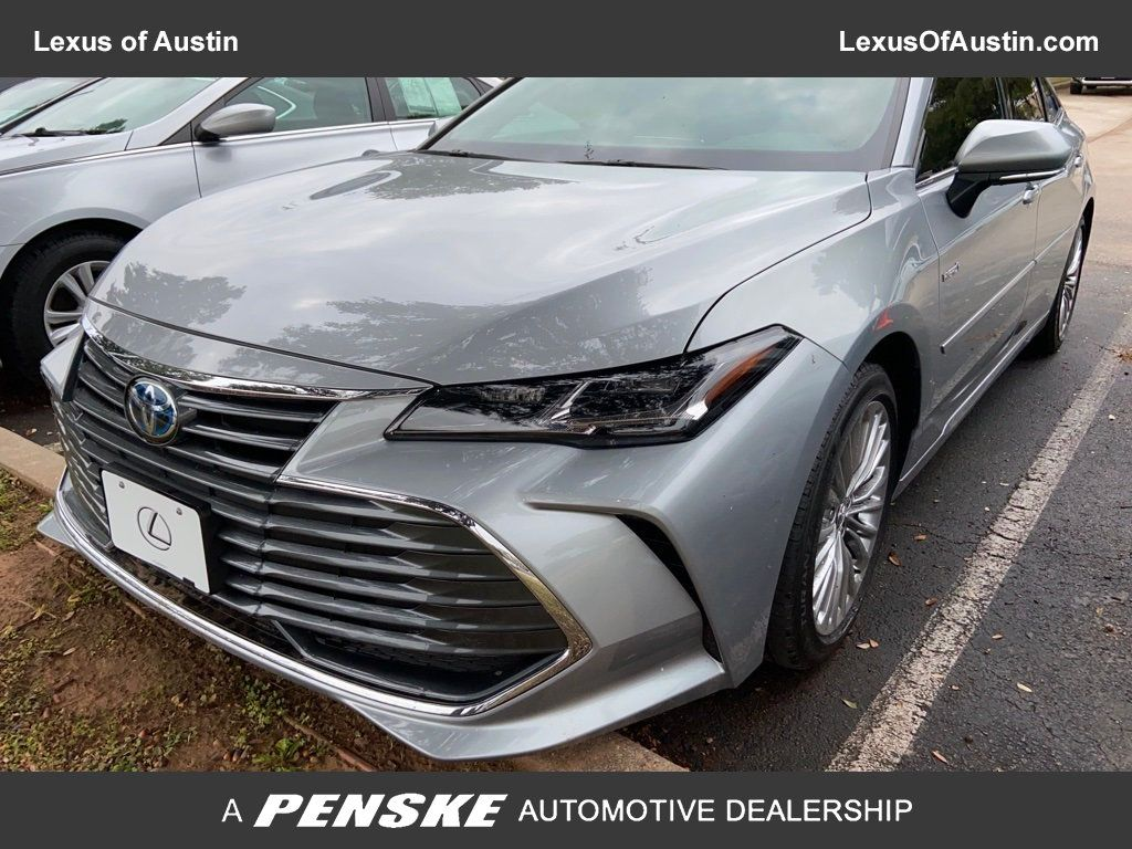 Pre-Owned 2020 Toyota Avalon Hybrid Limited