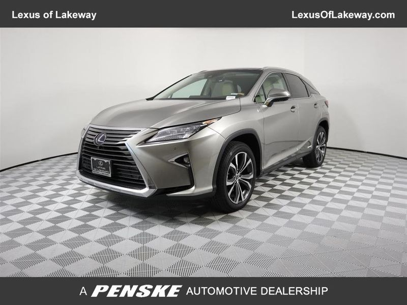 Pre-Owned 2019 Lexus RX RX 450h AWD