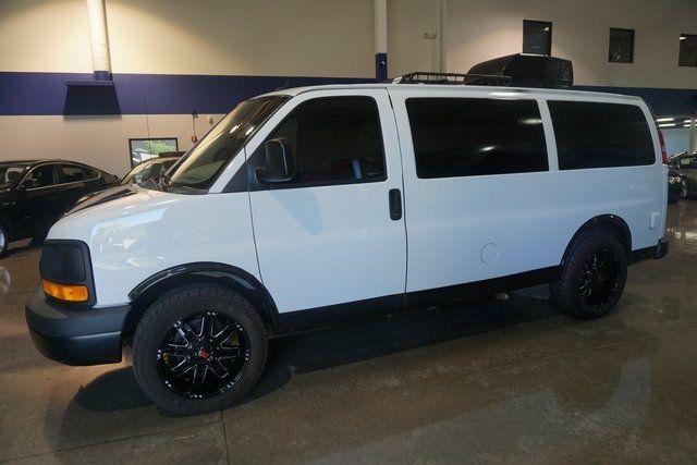 2015 Chevrolet Express Cargo Van For Sale