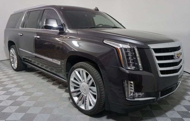 2016 Used Cadillac Escalade ESV 4WD 4dr Premium Collection at The  Collection of Scottsdale, AZ, IID 18625011