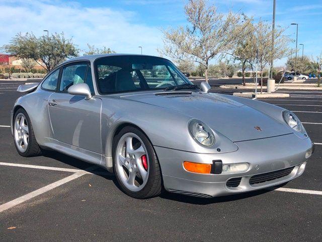1997 Porsche 911 Carrera For Sale