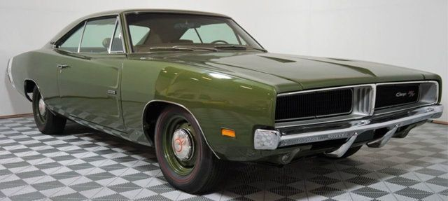 1969 Dodge Charger R/T HEMI For Sale