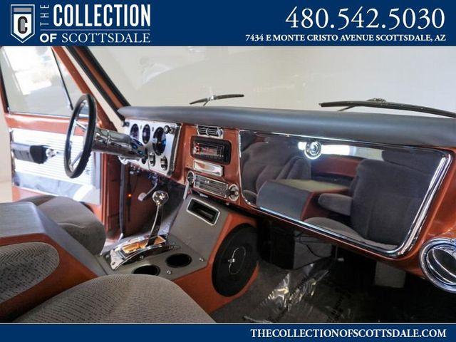 1970 Chevrolet C10 For Sale