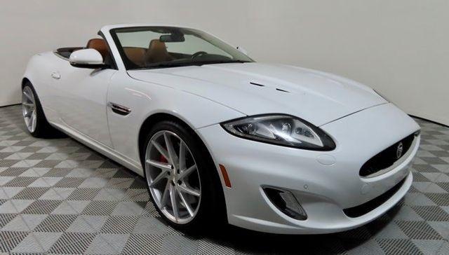 2012 Jaguar XKR For Sale