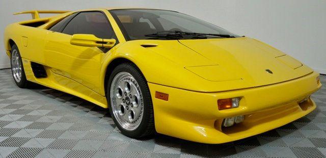 1996 Lamborghini Diablo For Sale
