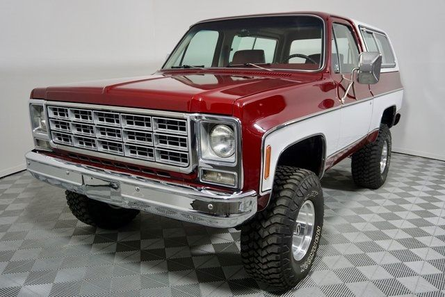 1979 Chevrolet Blazer For Sale