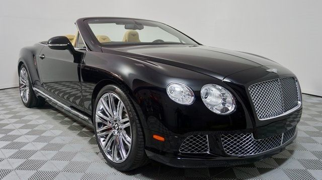 2014 Bentley Continental GT Speed For Sale