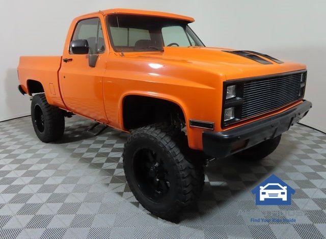 1981 Chevrolet C/K 10 For Sale