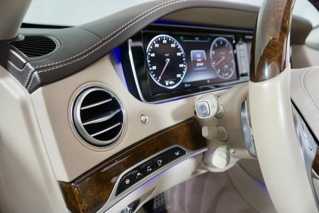 2016 Mercedes-Benz S-Class For Sale