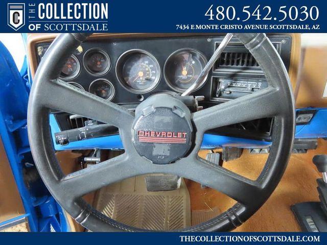 1990 Chevrolet Blazer For Sale