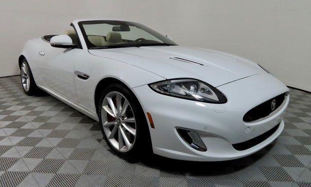 2012 Jaguar XK For Sale