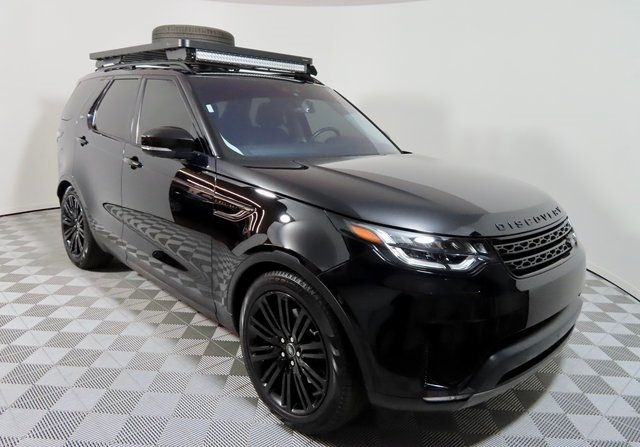2017 Land Rover Discovery For Sale