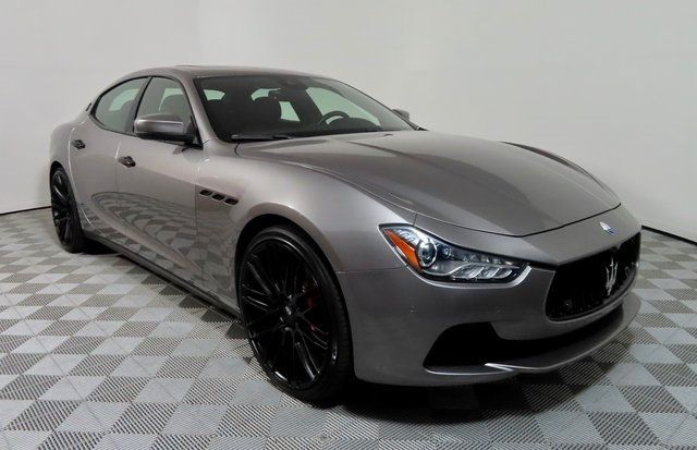 2017 Maserati Ghibli For Sale
