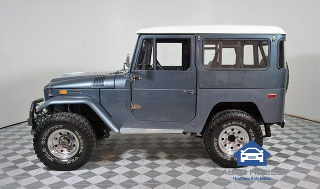 1970 Toyota Land Cruiser For Sale