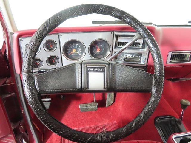 1979 Chevrolet K5 BLAZER For Sale