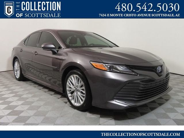 2019 Toyota Camry Hybrid For Sale