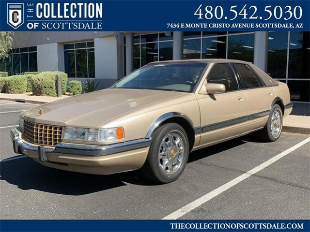 1992 Cadillac Seville For Sale