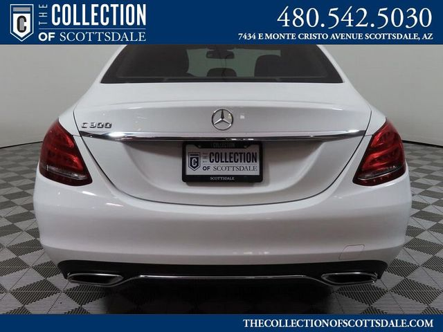 2015 Mercedes-Benz C-Class For Sale