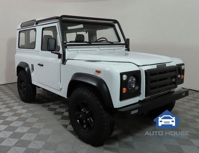 1991 Land Rover UNKNOWN For Sale